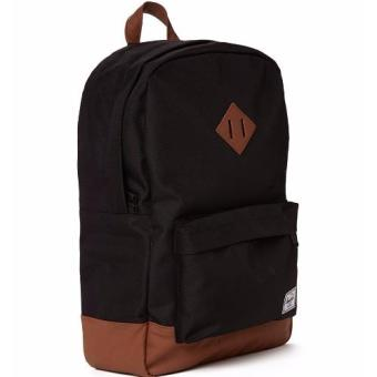 Harga Herschel Heritage Backpack (Black)
