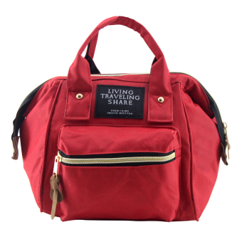 Karakter Manila Two way Hand Bag ( Red ) Price Philippines