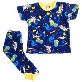 Harga Blue Space Shuttles Pajama Set for Boys