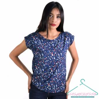 FASHIONISTA Women's Fashionable Floral Blouse Price Philippines
