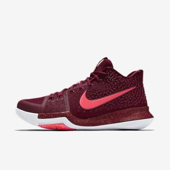 NIKE MEN KYRIE 3 EP BASKETBALL SHOE TEAM RED 852396-681 US7-11 01' - intl Price Philippines