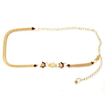 lucky fashion belt (gold ) 04 Price Philippines