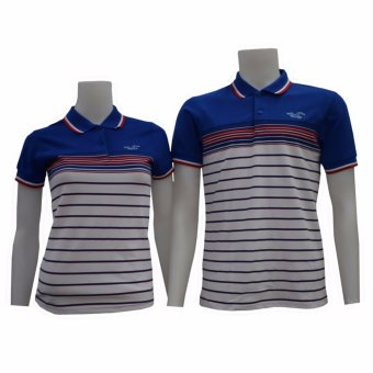 Hollister Couple Polo Shirt(Royal Blue) Price Philippines