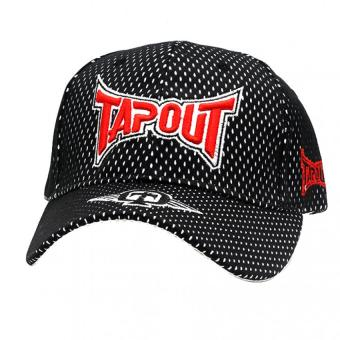 Cap City Hip-hop Snapback Tap Out Sports Cap (Black/Red) Price Philippines