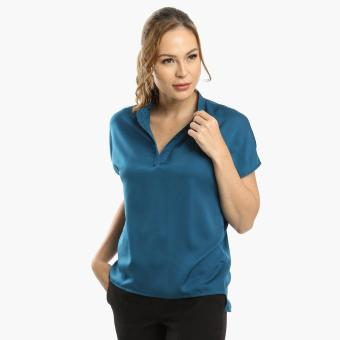 Harga SM Woman Career High-Low Blouse (Green)