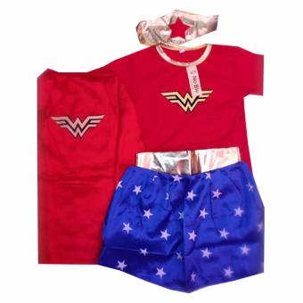 Wonder Woman Costume 2 - 9 Years Old Price Philippines