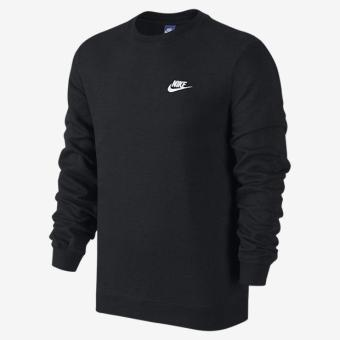NIKE MEN SPORTSWEAR SHIRT BLACK 804343-010 S-2XL 01' - intl Price Philippines
