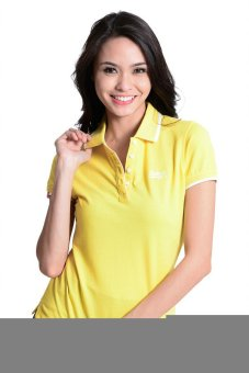 Harga Bobson Slim Fit Polo Tee (Yellow)