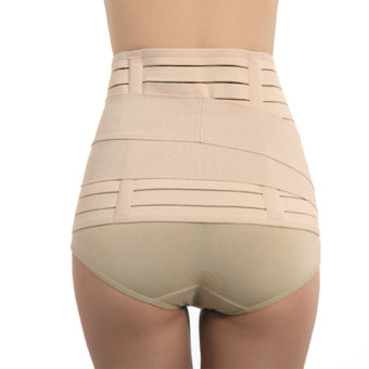 Harga ASTAR New Maternity Tummy Support Abdominal Binder Belt- Body SHAPEWEAR Form Fit Nude Color