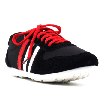 New York Sneakers Alona Rubber Shoes(BLACK) Price Philippines