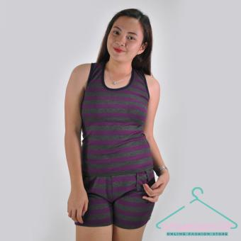 Fashionista Women's Sando & Short Set Price Philippines