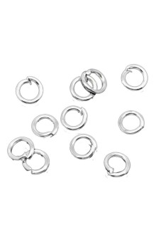 8YEARS B03114 Jump Rings Set of 2000 (Silver) Price Philippines