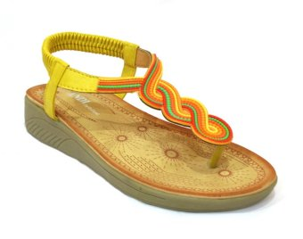 Harga Outland Andi 159175 Sandals (Yellow)