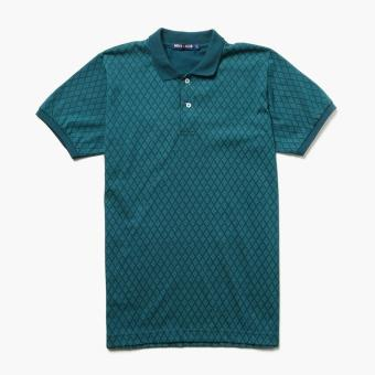 Men's Club Mens Polo Shirt (Blue Green) Price Philippines