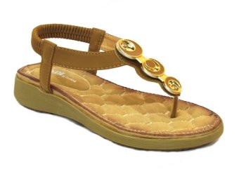Outland Andi 159177 Sandals (Camel) Price Philippines