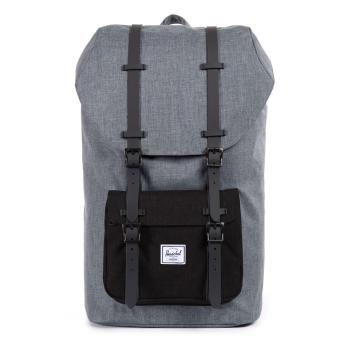 Harga HERSCHEL SUPPLY CO. LITTLE AMERICA BACKPACK 25L CHARCOAL CROSSHATCH