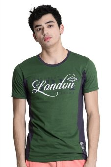 Harga Brit London Roundneck T-Shirt (Myrtle Modified)