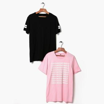 Tee Culture 2-piece Teens Graphic Tee Set (M) Price Philippines