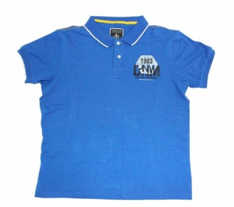 Freego Feeling Blue Polo Tee Price Philippines