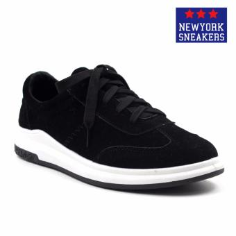 New York Sneakers Joe Rubber Shoes(BLACK) Price Philippines