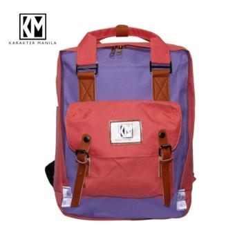 Karakter Manila candy Backpack (Purple/Pink) Price Philippines