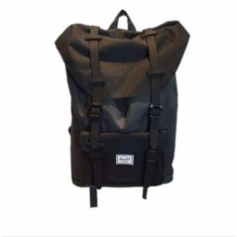 Harga Herschel Backpack (Black) #102