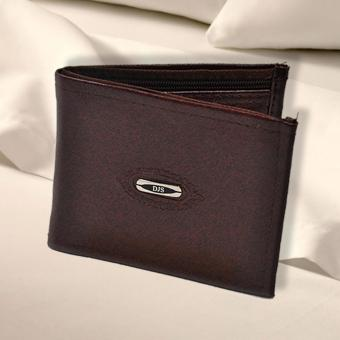 Fashionista DJS Leather Wallet (Mahogany) Price Philippines