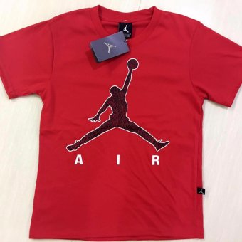 Air Jordan Logo teens t-shirt large Price Philippines