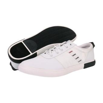Harga World Balance Cavalry MS Sneaker (White Gray)