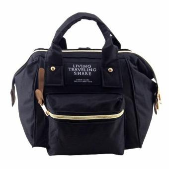 Travel Manila Hand Bag (Black) Price Philippines