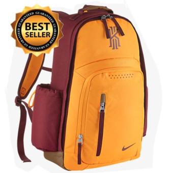 NIKE KYRIE BACK PACK -ALE BROWN /GOLD Price Philippines