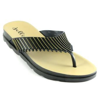Harga Mendrez Luna Flat Slide (Black)
