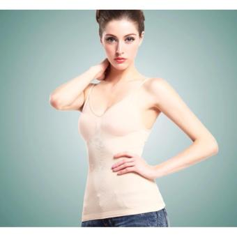 Japan Tech Munafie Slimming Camisole Sando (Beige) Price Philippines