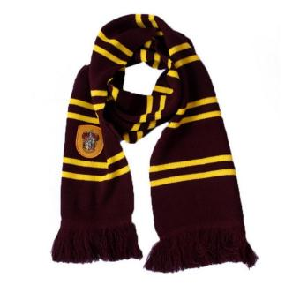 Harga Gryffindor Stripes Scarf Harry Potter