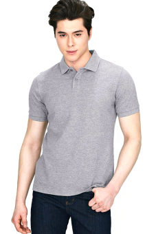 BLKSHP Winner Polo (Sports Grey) Price Philippines