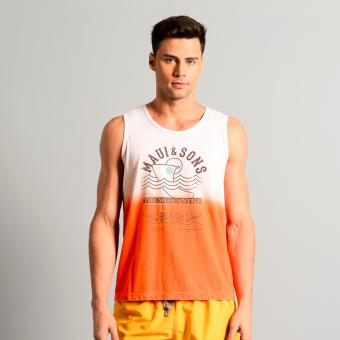 Maui and Sons Spray Collection Sando (Orange) Price Philippines