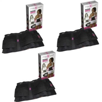 Miss Belt Adjustable Waist Trimmer Set of 3 Price Philippines