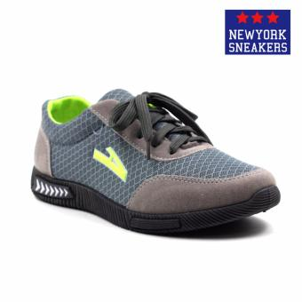New York Sneakers Dale Rubber Shoes(GREY) Price Philippines