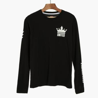 Tee Culture Boys Teens Long Sleeves Tee (Black) Price Philippines