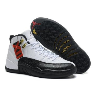 AIR JORDAN 12 generation gold buttons - intl Price Philippines