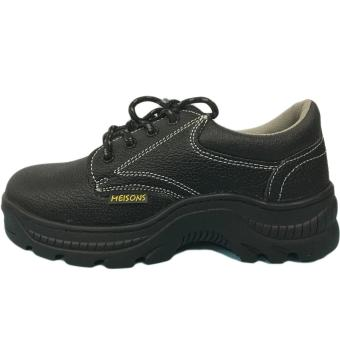 Meisons safety shoes heavy duty sole low cut size 10 Price Philippines