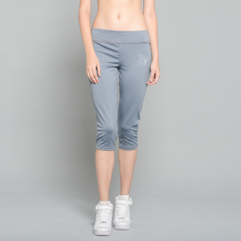 Harga Outperformer Casual Capri Pants with Extra Stretch and Dryperform (Ashton Grey)