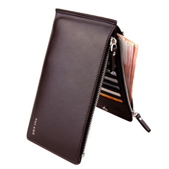 Men Wallets Fashion Casual Wallets-coffee Price Philippines