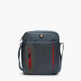 Harga Salvatore Mann Duyi Sling Bag (Navy Blue)