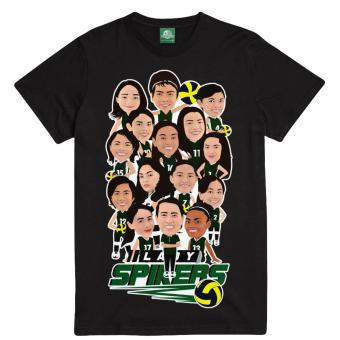 Harga 2017 Lady Spikers Team T-Shirt