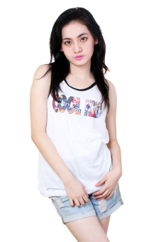 Cool Kid Quotable Printed White Sando Price Philippines