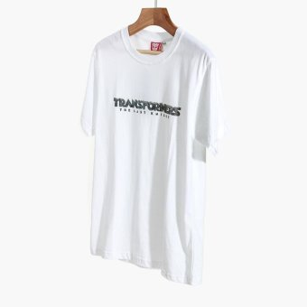 Harga Transformers: The Last Knight Boys Teens Graphic Tee (White)