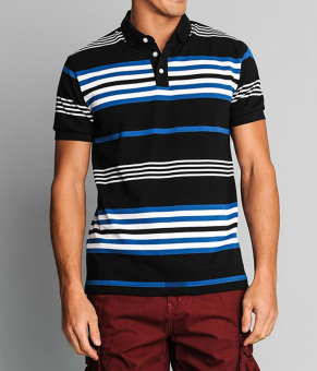 BENCH Stripe Polo Shirt (Multicolor) Price Philippines