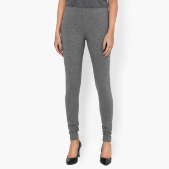 Harga SM Woman Basic Leggings (Gray)