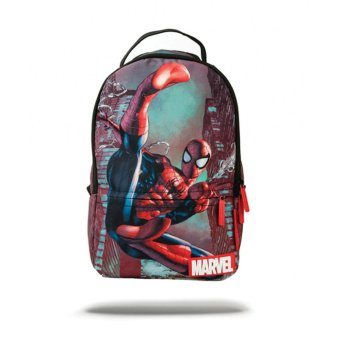 Harga Sprayground Lil Marvel Spidey Kick (Multicolor)